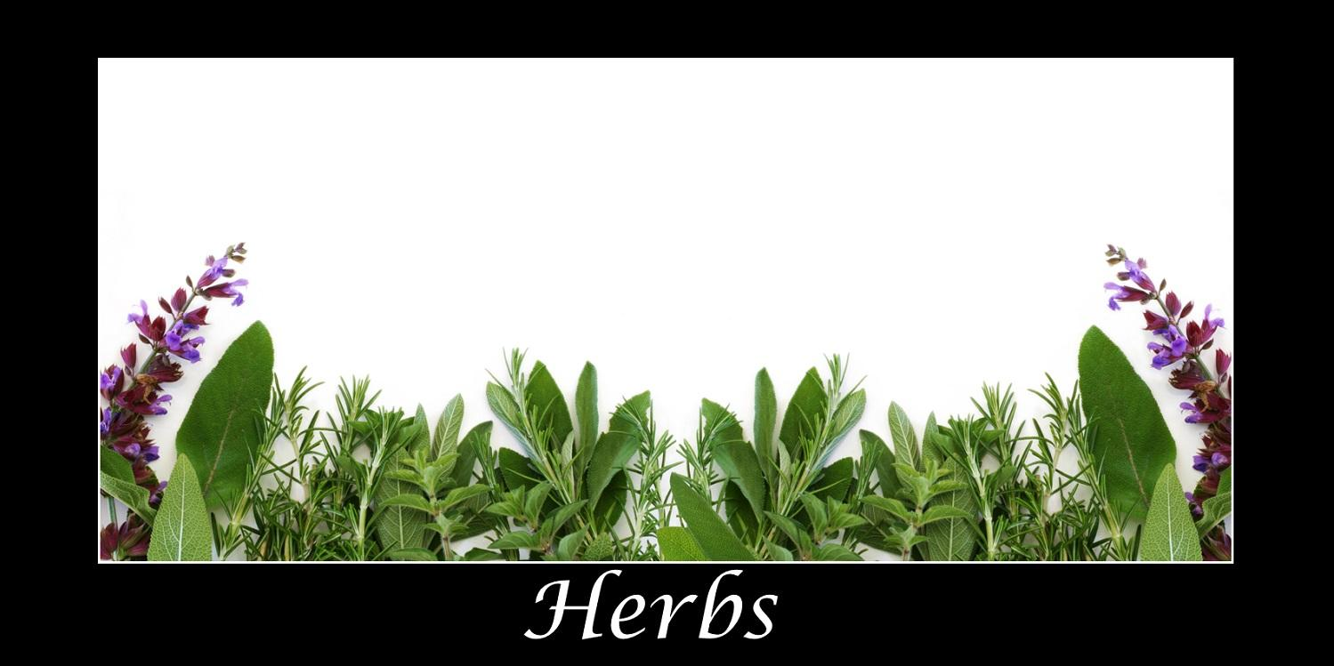 we have herbs